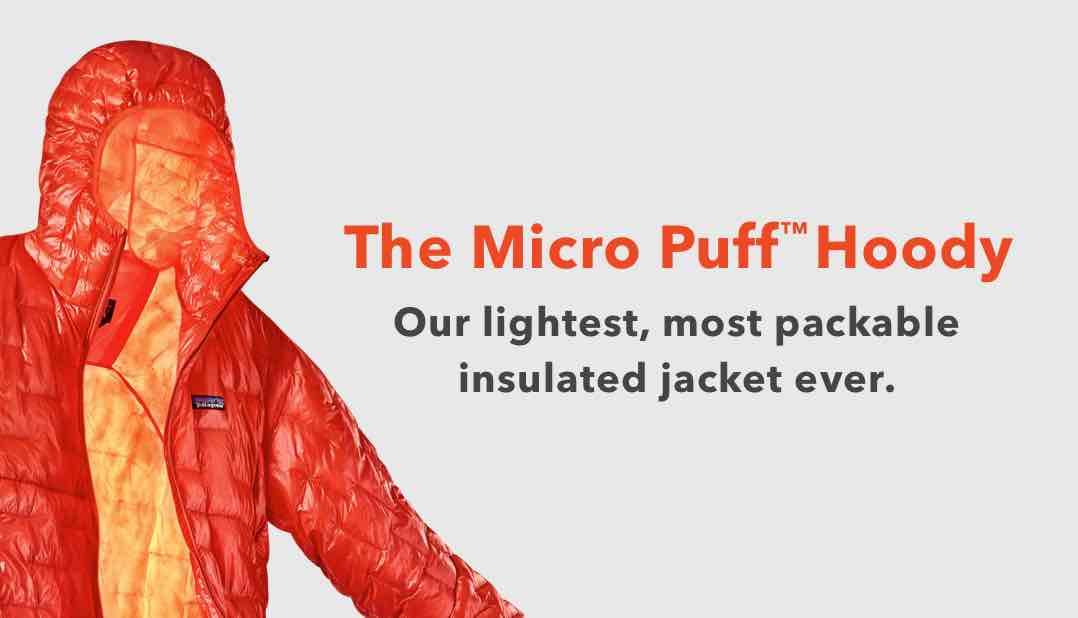 Men's Micro Puff Hoody