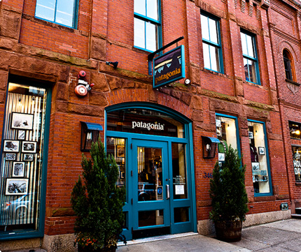 Clothing stores in boston ma