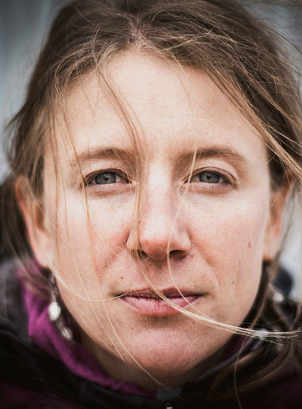 Patagonia Climbing Ambassador Kate Rutherford
