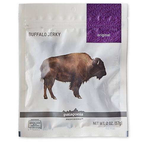 Provisions Buffalo Jerky - 6 Pack