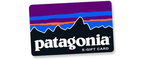 Patagonia Gift Card