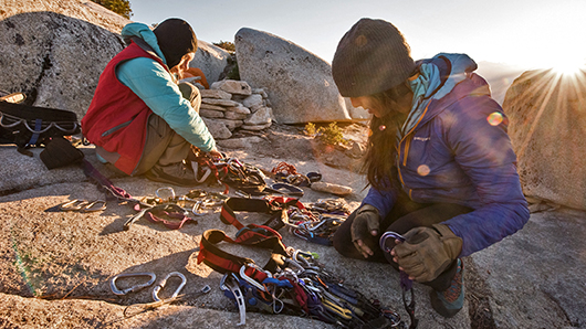 Women's Climbing