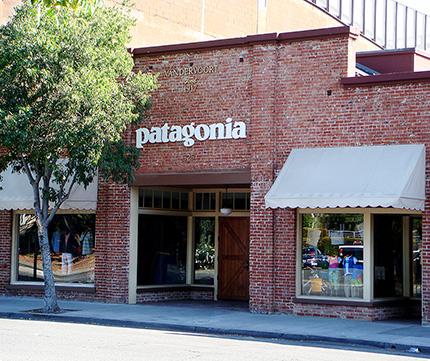 Patagonia Palo Alto Store