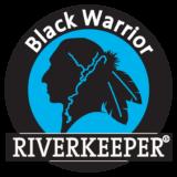 Black Warrior Riverkeeper Logo