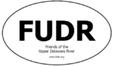 Friends of the Upper Delaware River, Inc. Logo