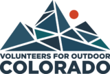 Volunteers for Outdoor Colorado Logo