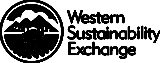 Western Sustainability Exchange Logo