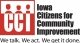 Iowa Citizens for Community Improvement Logo