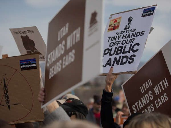 Public Lands and Waters Are under Threat