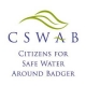 Citizens for Safe Water Around Badger (CSWAB) Logo