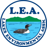 Lakes Environmental Association Logo