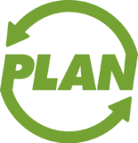 Post-Landfill Action Network Logo