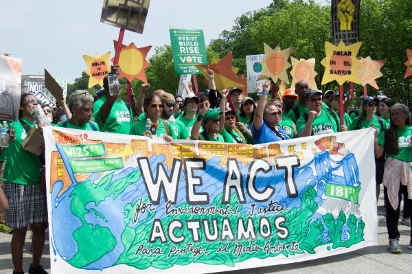 West Harlem Environmental Action Inc.