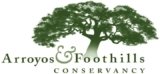 Arroyos & Foothills Conservancy Logo