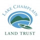 Lake Champlain Land Trust Logo