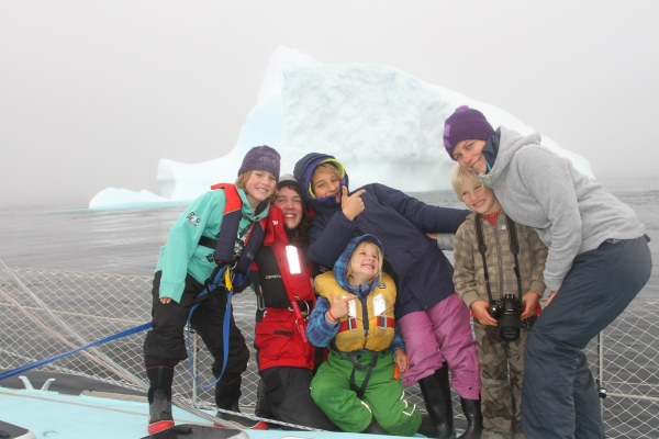 TOPtoTOP Global Climate Expedition