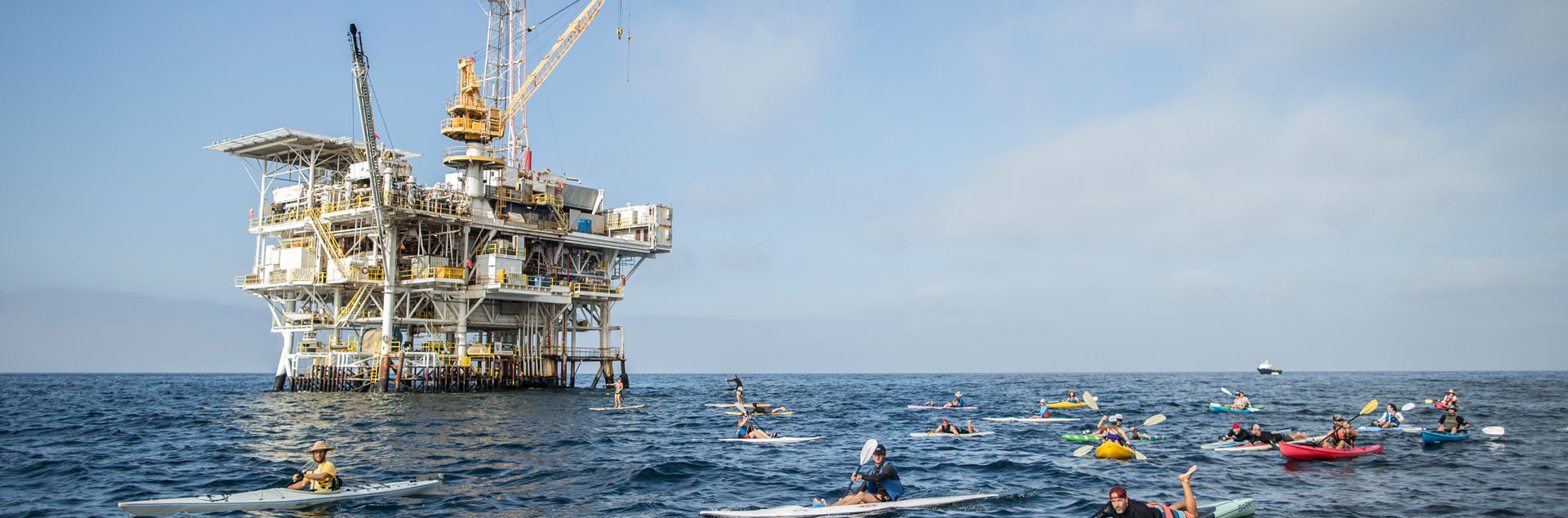 Stop New Offshore Drilling