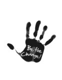 Be the Change Project Logo