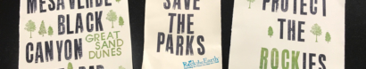 Tell Congress to Save Our Best Parks Program! Sign here: — Rock the Earth