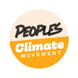 Peoples Climate Movement Logo