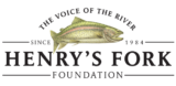 Henry's Fork Foundation Logo
