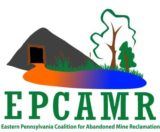 Eastern Pennsylvania Coalition for Abandoned Mine Reclamation (EPCAMR) Logo