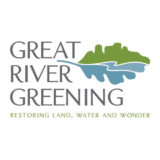 Great River Greening Logo