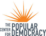 The Center for Popular Democracy Logo