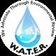 We Advocate Thorough Environmental Review (W.A.T.E.R.) Logo