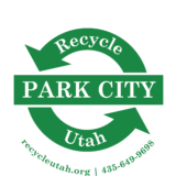 Park City Conservation Association dba Recycle Utah Logo