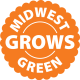 Midwest Grows Green Logo