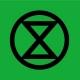 Extinction Rebellion UK Logo