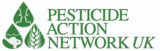 Pesticide Action Network UK Logo