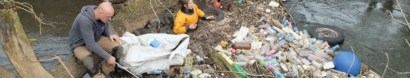Mersey Rivers Trust: River Clean Up — The Rivers Trust