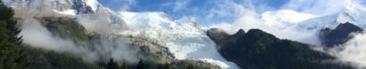 Non à une route forestière sur les pentes du Mont-Blanc — Inspire