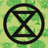 Extinction Rebellion Germany Logo