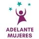 Adelante Mujeres Logo