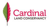Cardinal Land Conservancy Inc. Logo