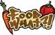 """""""Food, What?!"""" Logo"""