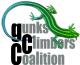 Gunks Climbers' Coalition Logo