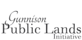 Gunnison Public Lands Initiative Logo
