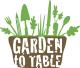 Garden To Table (Growe Foundation) Logo