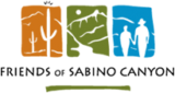Friends of Sabino Canyon Logo