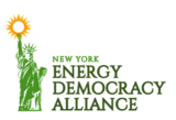 New York Energy Democracy Alliance Logo