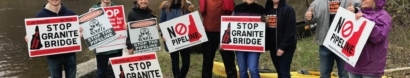 Stop the Granite Bridge Pipeline — 350 New Hampshire