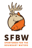 Sportsmen for the Boundary Waters Logo