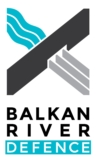 Balkan River Defence Logo
