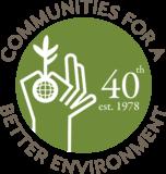 Communities for a Better Environment Logo