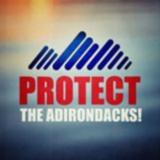 Protect the Adirondacks! Logo