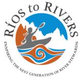 Ríos to Rivers Logo